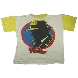 Other - Vintage 90s Dick Tracy Disney T Shirt XL